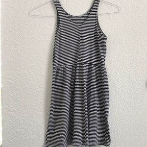 Other - Black And White Striped Dress